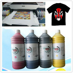 Hot Product Direct China Buy DTG Pigment Textile Ink Printing on T-shirt