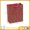biodegradable popular hand paper pink gift bags