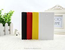 OEM branding Slim portable power banks 4000mAh