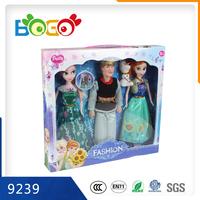 2015 New Product Plastic Cheap Lovely Barbie Doll for Children/Girls 9239
