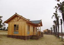 2015 good quality wood log wood house