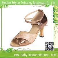 High Quality 2014 Professional International Stylish High Heel Lady Sansha Dance Shoe latin ballroom dancing shoes for women