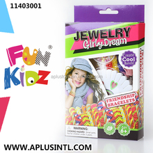 Kids craft DIY Girly Dream Friendship Bracelets Kits