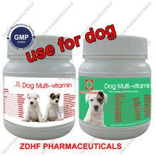 Dog vitamins and supplement /dog vitamin in Veterinary medicine /dog vitamin in Pet food for dog breeding