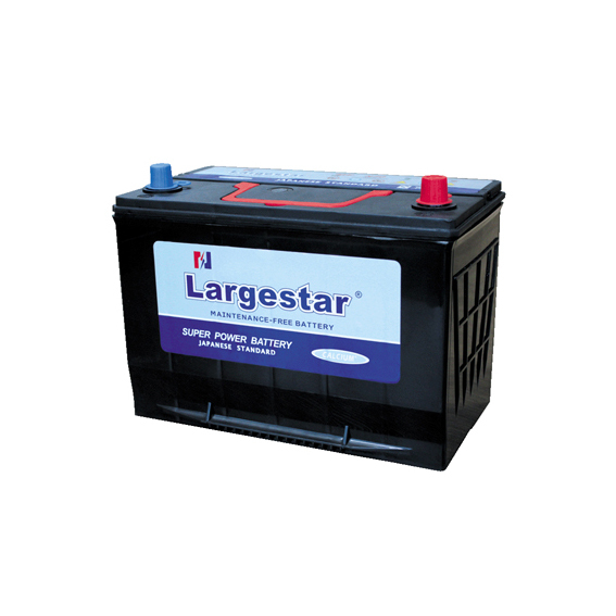 Super performance 50ah 12V mf car battery MFN50