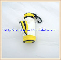 portable mini size golf ball bag for golfer FLTF04001