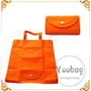 High quantity Recycled customzied pp non woven shopping bag foldable
