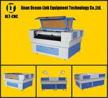 OLT-1412 CO2 Laser Machine Write on Leather/Leather Engraving Machine