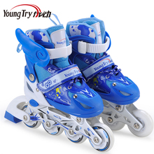 manufacturer inline skate adjustable inline skate shoes