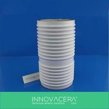 Moly-Manganese Metallized Alumina Ceramic Parts For Refractory Formulation/INNOVACERA