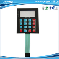 Custom 4*4 Matrix Array/Matrix Keyboard 16 Key Membrane Switch Keypad