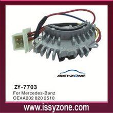 Oem A / C ventilador calentador de Control de Mercedes - Benz W202 C180 C200 C220 C250 D C280 C36am A202 820 2510