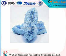 ISO approved for daily,medical and surgical use SBPP shoe cover