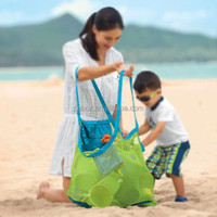 Recycled polyester beach bag