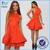New item 2016 fashion dress girls party dress
