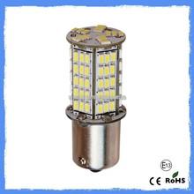 high brightness 105 led SMD 1156/BA15S car led lights/auto turn led light bulb