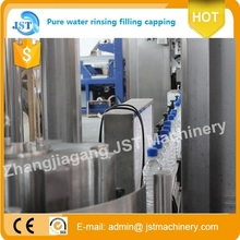 high speed Full Automatic PET plastic bottle spring water bottle washing filling capping plants