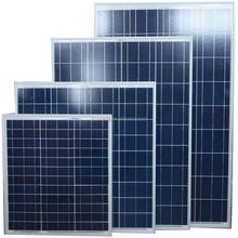 Polycrystalline silicon cells solar power system