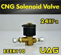lpg gas solenoid valve