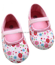 Cotton Fabric Shoes Tex Baby