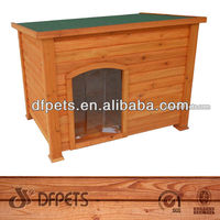 Fashion Design Dog House With Curtain DFD025
