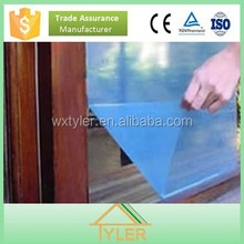 Blue Plastic Films For Window Glasses