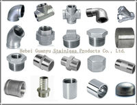 stainless steel pipe fittings tools 90 degree elbow