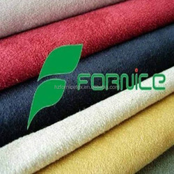 w 100% polyester sherpa suede bonded faux fur fabrics