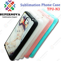 Sublimation silicone Case for Samsung Galaxy Note 3