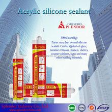 Acetic Silicone Sealant/ silicone insulating glass sealant/fungicide silicone sealant