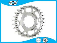 Precipitation Hardening Stainless Steel 17-4 PH H900 Bike Sprocket