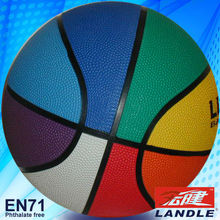 official size new style rubber made American basketball post