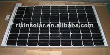 100W mono silicon High Efficiency solar panels in dubai