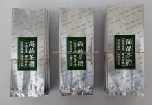 Manufacturer Silver Aluminum Bag Tea/Coffee,Side Gusset/Natural look Strong/Heat Seal Tea Bags