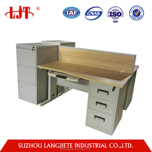 cheap chinese office furniture modern design 2 people office tables