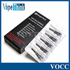 Kangertech new version VOCC coil upgrade Japanese organic cotton wick VOCC Dual coil huge in stock