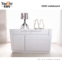 wood french buffet modern kitchen sideboard C823