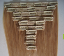Sex dubai wholesale market crochet virgin Malaysian human hair clip in hair extensions hot new products for 2015