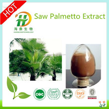 Saw Palmetto Extract Fatty Acid 25%,45%