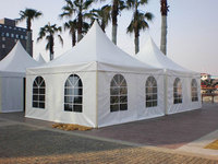 Guangdong Pagoda tent 6 x6m selling activities