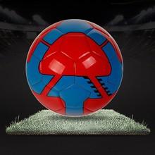 Custom printed sports balls at low cost machine sewn pvc football