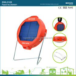 2015 New solar panels for mobile homes with led camping lanterns,led emergency kits