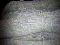 New design wool napped ripple yarn