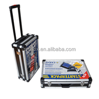 Latest Typle Aluminum Tool Carrying Case with Cus tom EVA Foam