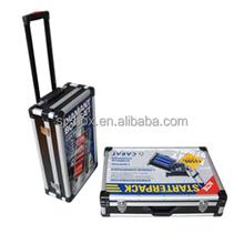Latest Typle Aluminum Tool Carrying Case with Cus tom EVA Foam
