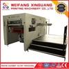 XMB-1300mm carton box making machine and semi-auto die cutting machine price