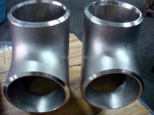 2'' DN50 SCH 40 Seamless Carbon Steel Straight Tee,seamless pipe fittings,ASTM DIN JIS EN GB BS