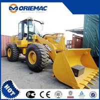 XCMG 5 ton ZL50GN front end Wheel Loader For Sale Wheel loader price