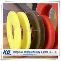 Wooden Handle silk screen printing rubber squeegee scraper