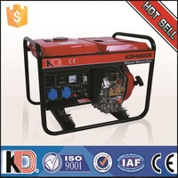 Home & outdoor use AC single phase 6kw 7.5kva wind power generator
